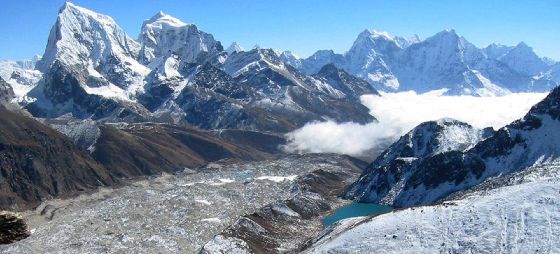 Everest Base Camp and Gokyo Chola Pass Trek