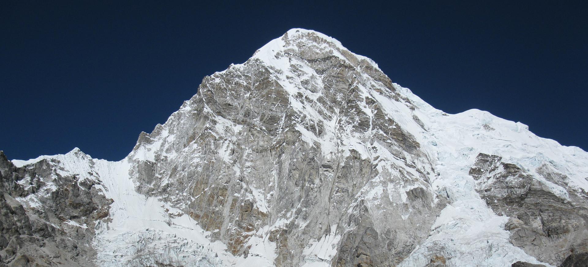 Pumori-Expedition