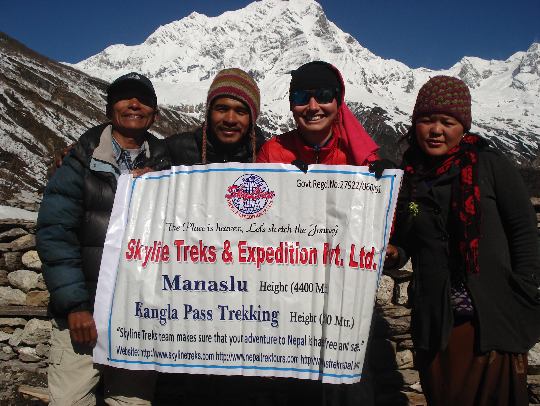 Manaslu Short Trekking