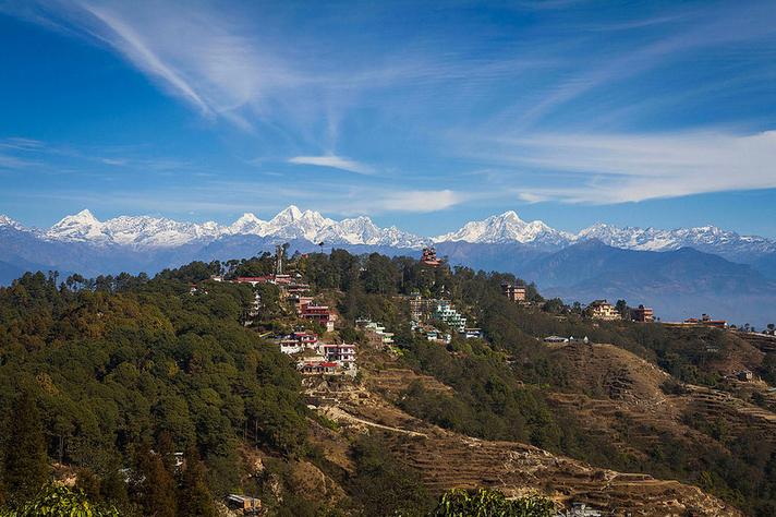 Kathmandu Nagarkot Trek