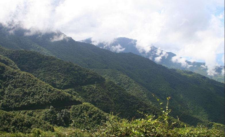 Trekking in Shivapuri