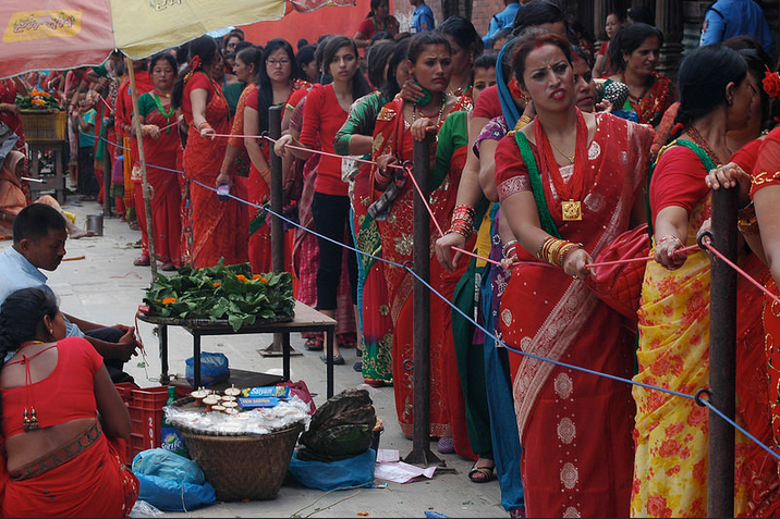 Teej Festival tour