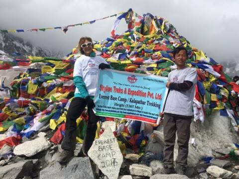 Everest base camp trekking for everyone