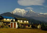 Easy and Short Treks in Annapurna Region