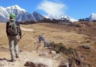 Everest-hiking