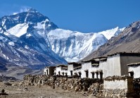 Shishapangma-&-Cho-Oyu-from-Tibet