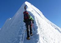 hiuchuli peak climbing