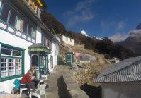 Tea house trekking in Nepal